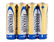 AKCE Alkalické baterie Maxell 4ks
